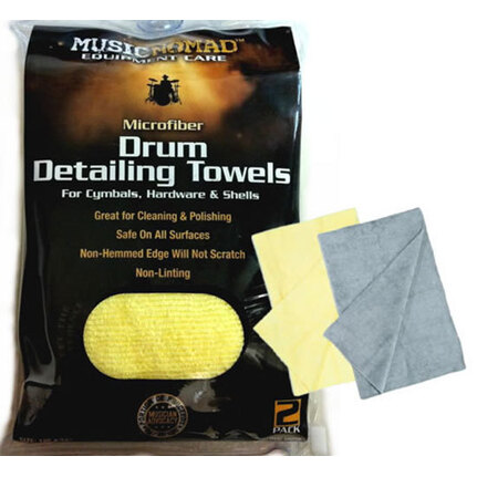 Music Nomad Mn210 Drum Detailing Towels