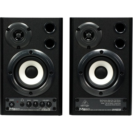 Behringer Ms20 Active Stereo Monitors (Pair)