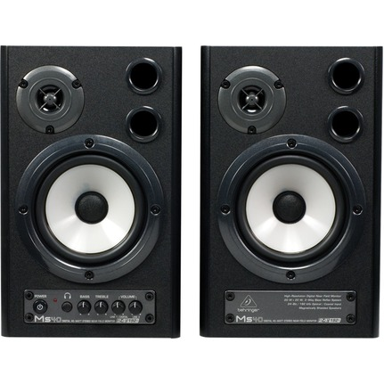 Behringer Ms40 Active Stereo Monitors (Pair)