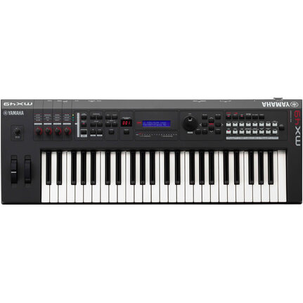 Yamaha Mx49 Synthesizer & Midi Controller 49-Keys