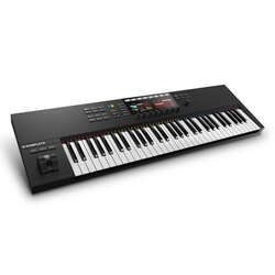 Native Instrument Komplete Kontrol S61 Controller Limited time pricing until Jan 11 2016