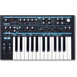 Novation Bass Station II 25 Note Analogue Mono Synth Keyboard