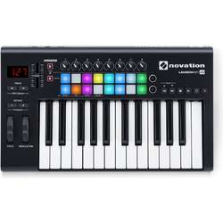 Novation Launchkey 25-Key MK2 Midi Controller