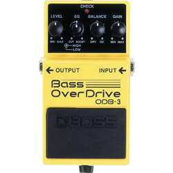 Boss Odb3 Bass Overdrive Pedal