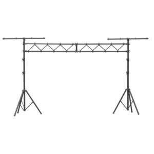 On Stage Ls7730 Twin Lighting Stand With Truss