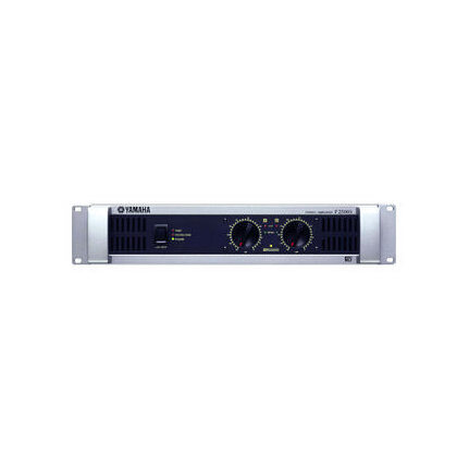 Yamaha P2500S Power Amplifier 390 Watts X 2 Into 4 Ohms