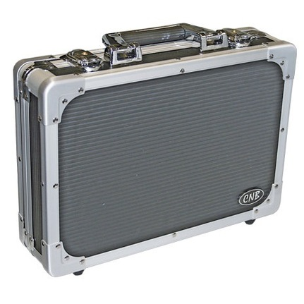 CNB PC304 Pedal Road Case w/Removable Lid Small