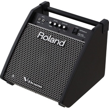 Roland PM-100 80W Personal Drum Monitor Amp