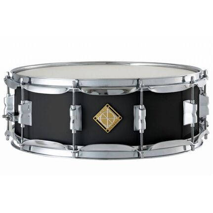 Dixon Classic Series Wood Snare Drum Black 14 x 5""