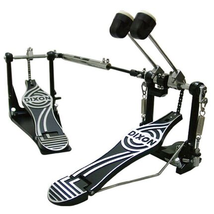 Dixon 9270 Series Single Chain Drive Double Bass Drum Pedal