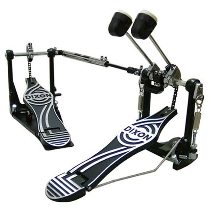 Dixon 9280 Series Single Chain Drive Double Bass Drum Pedal