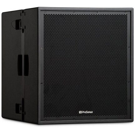 PreSonus CDL18 Dante-enabled Active Subwoofer