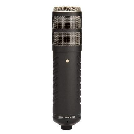 Rode Procaster Broadcast Quality Cardioid Dynamic Microphone.