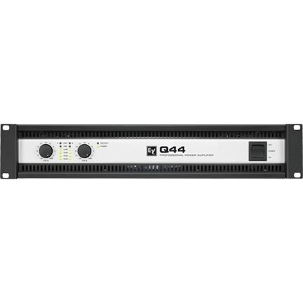 Ev Q44-Ii Power Amplifier, 2 X 450 Watts At 4 Ohms, 2U