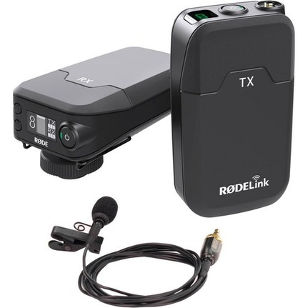 Rode RODELink Filmmaker Digital Wireless Microphone System