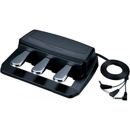 Roland RPU3 3-Pedal Unit Compatible With Piano RD-700-900 Series, Fp-7F, Fp-7, Fp-5, And Fp-4