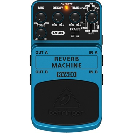 Behringer Rv600 Effects Pedal