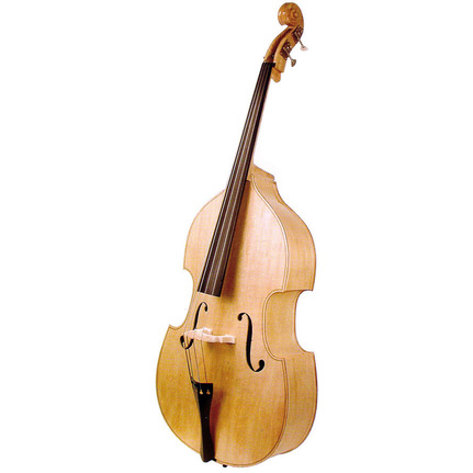 Stentor - Rock-A-Billy Double Bass Outfit 3/4 Size Natural Finish