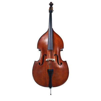 Stentor - Student 2 Satin Series 3/4 Size Double Bass Outfit.