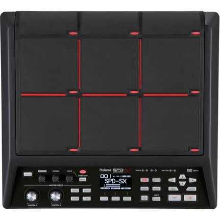 Roland Spd-Sx Electronic Drum Sampling Pad