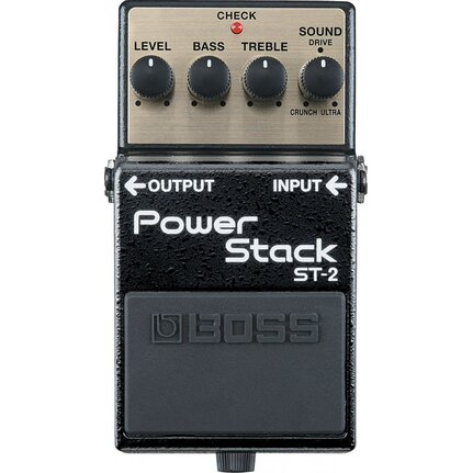Boss St2 Power Stack Pedal