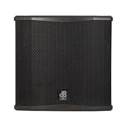 dB Technologies SUB 15H 1000-Watt Active 15-Inch Sub Speaker Bin