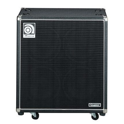 Ampeg SVT-410HE Pro 500W 4 x 10-Inch Horn Loaded Bass Extension Cabinet