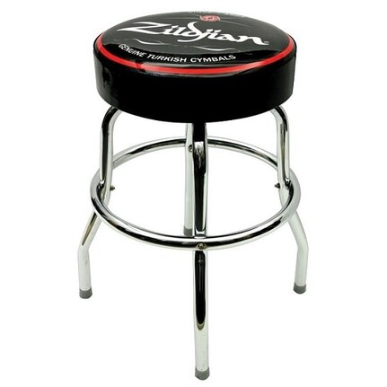 Zildjian T3402 24-Inch Padded Bar Stool