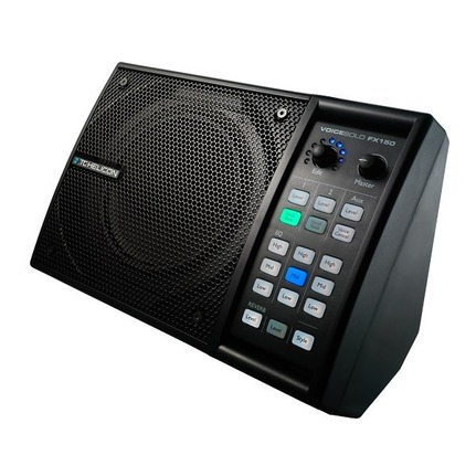 TC-Helicon VoiceSolo FX150 All-In-One Personal PA