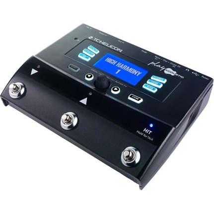 TC-Helicon Play Acoustic Vocal Processor And Guitar Processor
