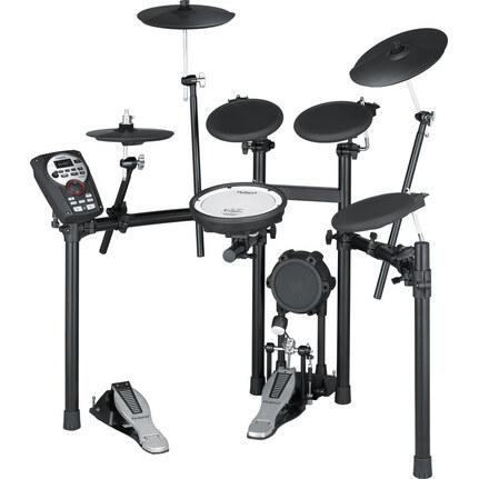 Roland Td-11K Electronic Drum Kit V-Drums Compact Series