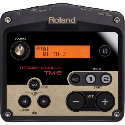 Roland Tm-2 Electronic Drum Trigger Sound Module