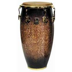 Toca Le Series Wood Conga 11-3/4-Inch (Single Conga Without Stands) In Burl Oak