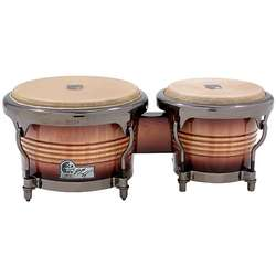 Toca Eric Velez Signature Wood Bongos 7 & 9-Inch In Sunburst