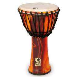 Toca 10-Inch Freestyle Djembe Fiesta Hand Drum