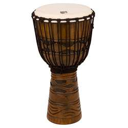 Toca 12-Inch Origins Rope Tuned Djembe Hand Drum