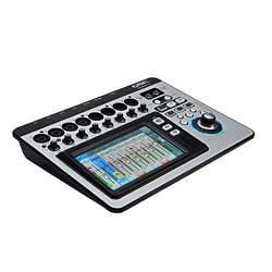 QSC Touch Mix 8 Channel Compact Digital Mixer