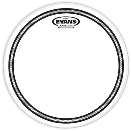 Evans TT10ECR EC Resonant Drum Head, 10 Inch