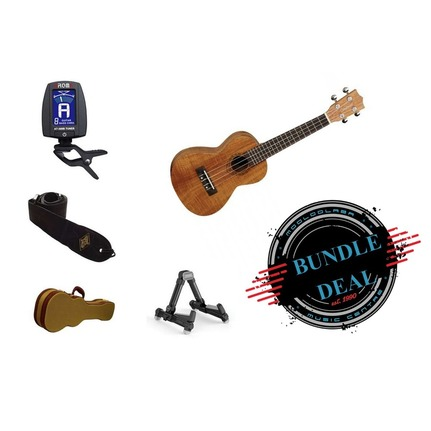 Tanglewood TWT8 Tiare Concert Ukulele Package