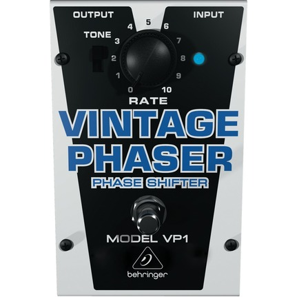 Behringer Vp1 Phase Shifter Effects