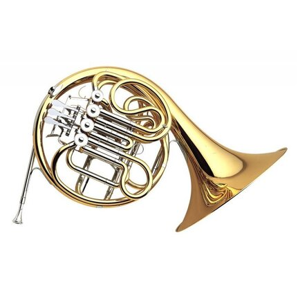 Yamaha YHR567D Intermediate F/B-Flat 4V French Horn Lacquer