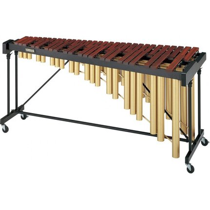 Yamaha YM1430 Concert marimba - 4 1/3 octaves, Padauk bars, height adjustable 88-98cm
