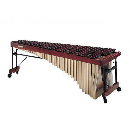 Yamaha YM5100A Concert marimba - 5 octaves, Rosewood bars, height adjustable (gas) 86-101cm