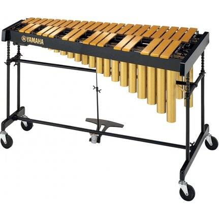 Yamaha Yv2700G Vibraphone Gl Matt Finish Bars