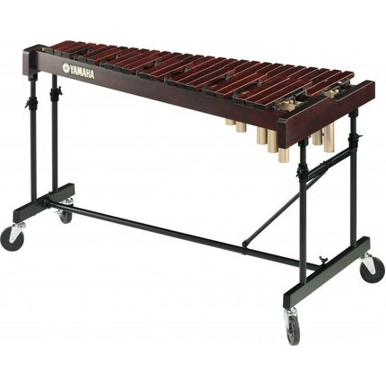 Yamaha XY500F Rosewood Bars Model Xylophone With 3 1/2 octaves f1-c5