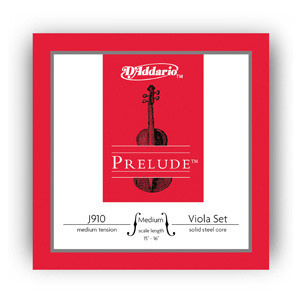 D'Addario Viola String Set Medium Scale
