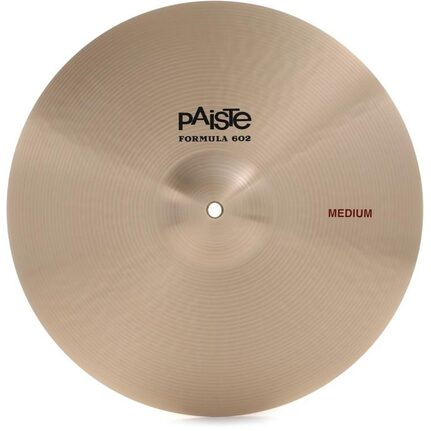 "Paiste Formula 602 19"" Medium Crash"
