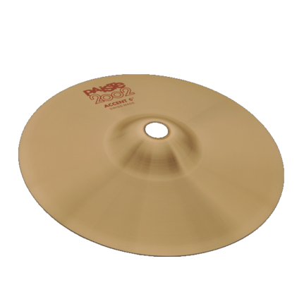 Paiste 2002 4 Inch Accent Cymbal