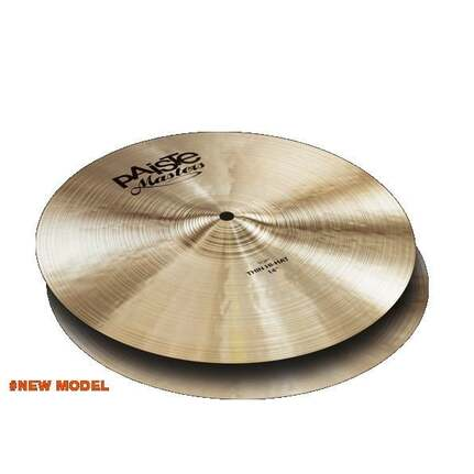 Paiste Masters 16 Inch Thin Hi-Hat Cymbal