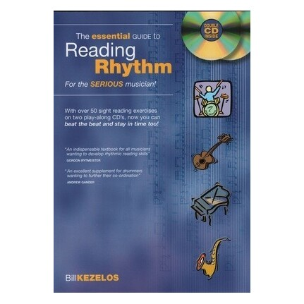 Essential Guide To Reading Rhythm Bk/CDs